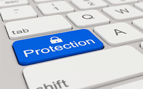 protection clavier
